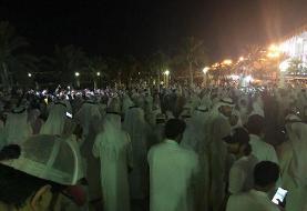 تظاهرات در کویت در اعتراض به مسائل معیشتی و قوانین تابعیت | تصاویر اعتراضات را ببینید