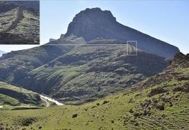 پیدا شدن دیوار اسرارآمیز باستانی در غرب ایران: چه کسی این دیوار را ساخته است؟