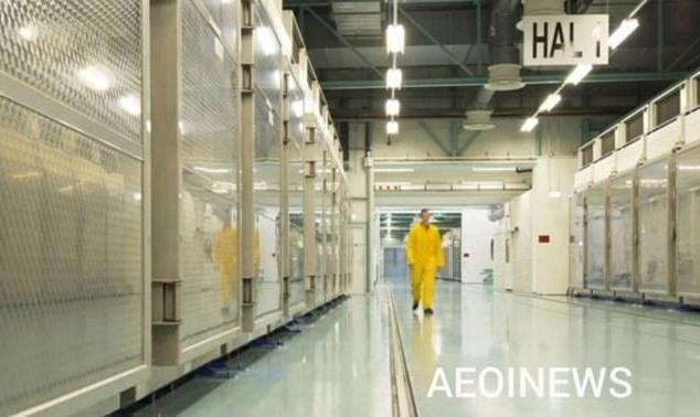 آژانس انرژی اتمی انتقال گاز اورانیوم به فردو را تأیید کرد