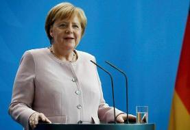 مرکل: اروپا هنور نمیداند چه واکنشی اقدام برجامی ایران نشان دهد