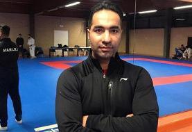 یک ایرانی سرمربی تیم ملی کاراته روسیه شد