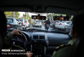 اجرای طرح انضباط اجتماعی در محلات محدوده امام حسین (ع)