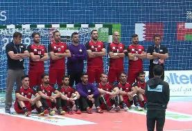 چهارمین شکست متوالی تیم هندبال زاگرس اسلام آباد در جام باشگاههای آسیا