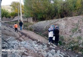 تشریح وضعیت امدادرسانی به روستاهای زلزله زده در میانه