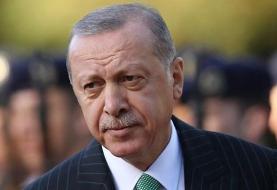 اظهارت اردوغان درباره پشت پرده اعتراضات عراق