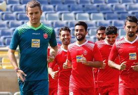 صحبتهای جالب بدنساز کالدرون؛ پرسپولیس تیم رئال مادرید ایران است