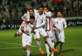 پیروزی پرگل جوانان ایران برابر نپال/ صدرنشینی شاگردان پورموسوی