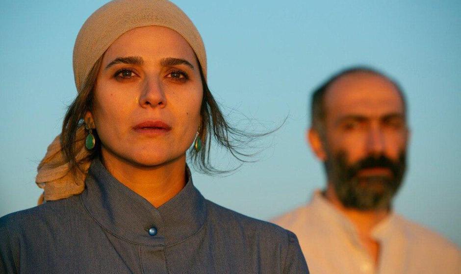 سحر دولتشاهی در نمایی از فیلم جدید نیکی کریمی /عکس