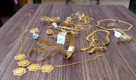 خدمتکار ۵۰ساله بعد از سرقت طلاها آپارتمان را به آتش کشید
