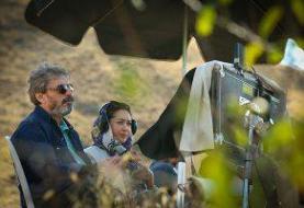 اولین تصویر از سحر دولتشاهى در فیلم نیکى کریمى/ تدوین «آتابای» به پایان رسید