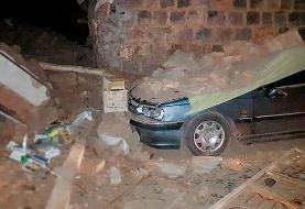 ۶ شهر و ۱۴۵ روستا تحت تأثیر زلزله آذربایجان شرقی/آغاز اسکان اضطراری در «ورنکش»