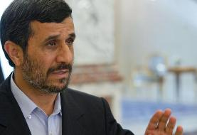تلاش احمدی نژاد برای بازگشت به قدرت