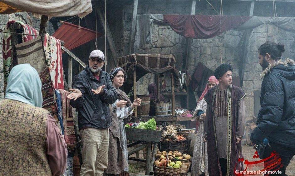 تصاویر | پشت صحنه فیلم جدید حسن فتحی در ترکیه