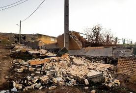 زلزلهزدگان میانه: اگر بیمارستان داشتیم کسی نمیمرد