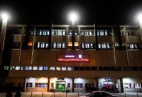 (تصاویر) مصدومان زلزله آذربایجان شرقی در بیمارستان میانه