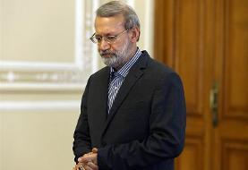 حذف علی لاریجانی از لیست انتخاباتی اصولگرایان در قم / احتمال کاندیداتوری زاکانی از قم
