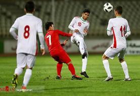 تیم جوانان ایران مقابل نپال به برتری رسید/ تداوم پیروزیهای شاگردان پورموسوی