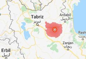 جزئیات زلزله ۵.۹ ریشتری در آذربایجان شرقی