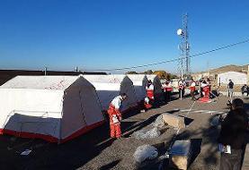 گزارش هلال احمر از زلزله آذربایجان شرقی؛ کشتهها، مصدومان و تخریب