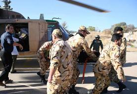 آمادگی یگانهای ارتش برای امدادرسانی به زلزلهزدگان
