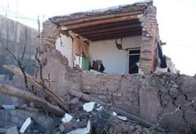 خسارت زلزله در آذربایجان شرقی - میانه