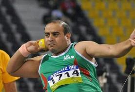 مختاری نقرهای شد و سهمیه پارالمپیک توکیو را گرفت