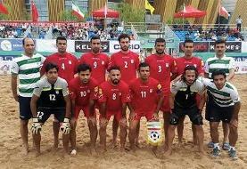 تیم ملی فوتبال ایران قهرمان جام بین قاره ای شد