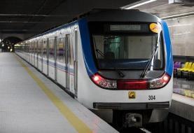 توضیحات تکمیلی مدیر عامل مترو درخصوص نقص فنی پیش آمده در خط دو