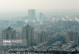 افزایش عوارض محدوده طرح ترافیک به دلیل آلودگی هوا در تهران