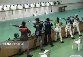 ششمین سهمیه توکیو برای تیراندازی/ جواد فروغی المپیکی شد