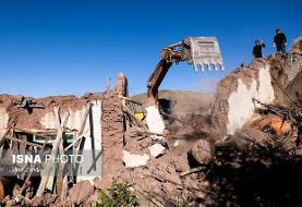 زلزله زدگان با ۷۵ میلیون تومان می توانند خانهشان را بسازند