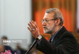 لاریجانی:  تغییر تعرفه های مخابراتی صلاح نیست