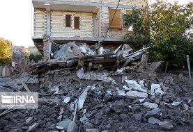 تخریب ۲۳۰۰ واحد مسکونی در زلزله آذربایجان شرقی