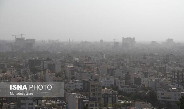 کمیته اضطرار آلودگی هوا فردا برگزار میشود