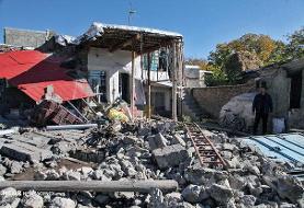 بررسی وضعیت روستاییان زلزله زده آذربایجان شرقی