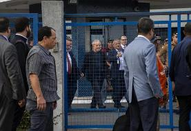 رییس جمهوری سابق برزبل از زندان آزاد شد (+عکس)