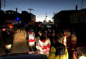 جزئیات اقدامات ارتش برای کمکرسانی به زلزلهزدگان
