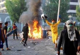 بحران عراق؛ دست کم ۳ معترض به دست نیروهای امنیتی کشته شدند