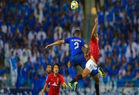 برتری الهلال در دیدار رفت فینال لیگ قهرمانان آسیا