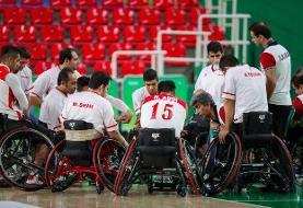 گله سرمربی تیم ملی بسکتبال باویلچر از اعزام نشدن به پارالمپیک