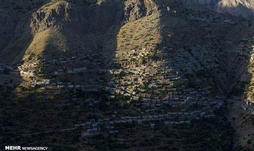 تصاویر رنج کولبران در مرز ایران و اقلیم کردستان