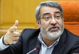 در کشاکش استیضاح/وزیر کشور نمایندهها را قانع نکرد