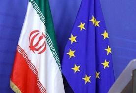 معاملهای با حاصل جمع صفر، نتیجه بازی جدید اروپا با ایران