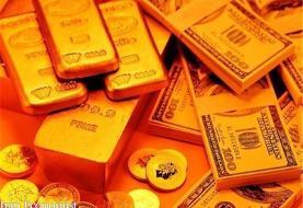 تشدید نوسان قیمتی در بازار طلا و ارز