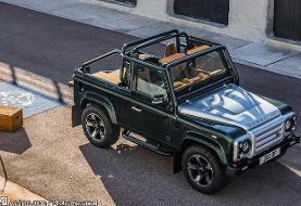 خودروی سفارشی انگلیسی با ردپایی از جنرال موتورز! (+تصاویر)