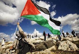ملت فلسطین جز جبهه مقاومت و ایران حامی دیگری ندارد