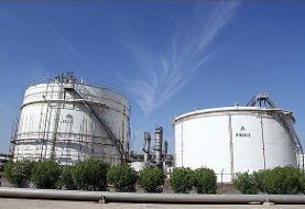 ظرفیت مخازن ذخیرهسازی میعانات گازی به ۲.۵ میلیون بشکه رسید