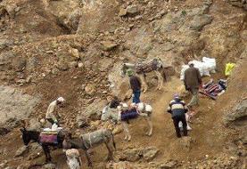 ریزش معدن آلبلاغ/ یک نفر کشته شد