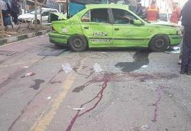 تصادف اتوبوس با ۳ خودرو ۵ کشته و مجروح بر جای گذاشت (+تصاویر)
