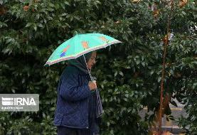 بیشترین بارش یک هفته اخیر در کدام شهر بوده است؟